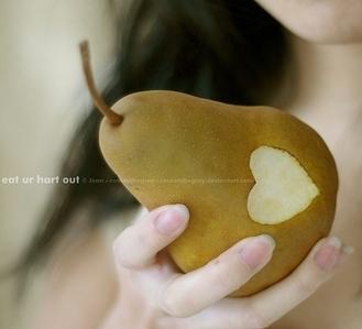 poire, pear