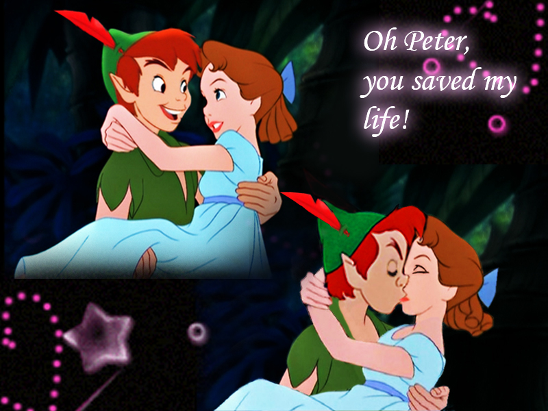 Peter and Wendy KISS