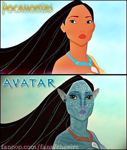Pocahontas - avatar Version