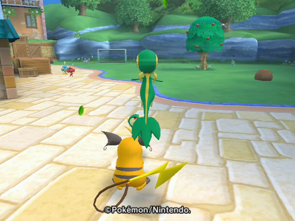 Pokepark Wii 2 Screencaps