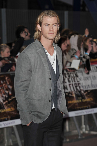 Premiere of 'The Hunger Games'