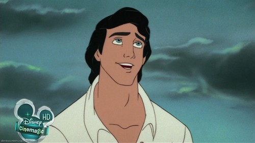 Disney Prince karatasi la kupamba ukuta possibly with anime called Prince Eric
