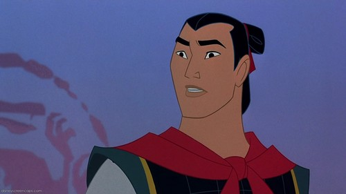 disney Prince wallpaper titled Prince Shang