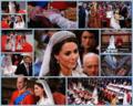 Prince Williama and Dutchess Catherine