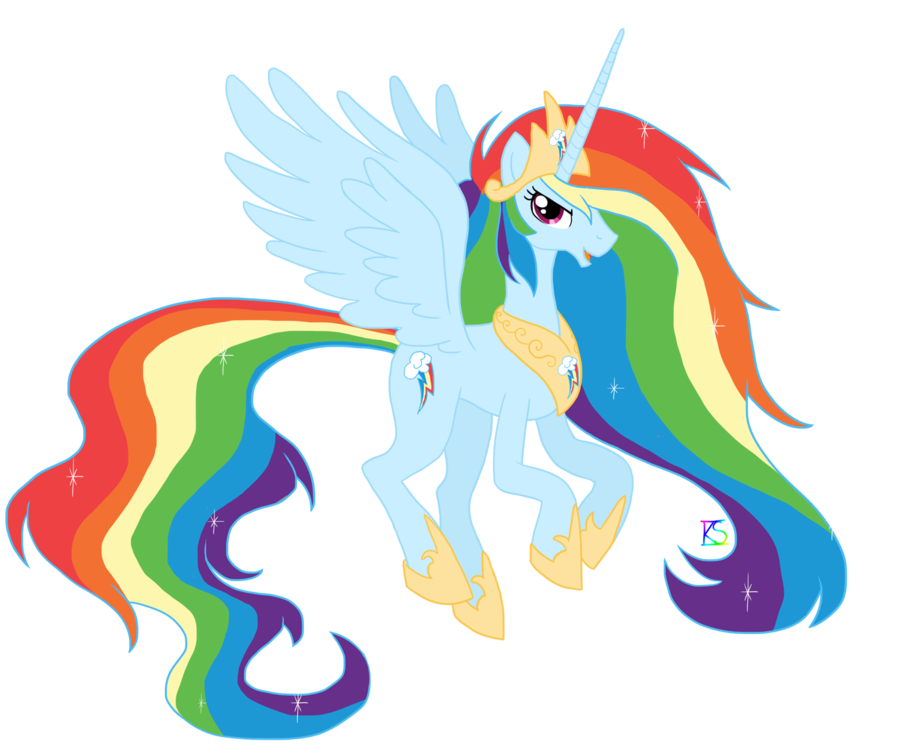My Little Pony Friendship is Magic Princess Rainbow Dash