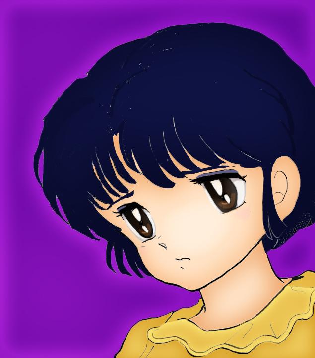 Ranma 1 2 Anime Characters : Ranma akane tendo anime photo  fanpop