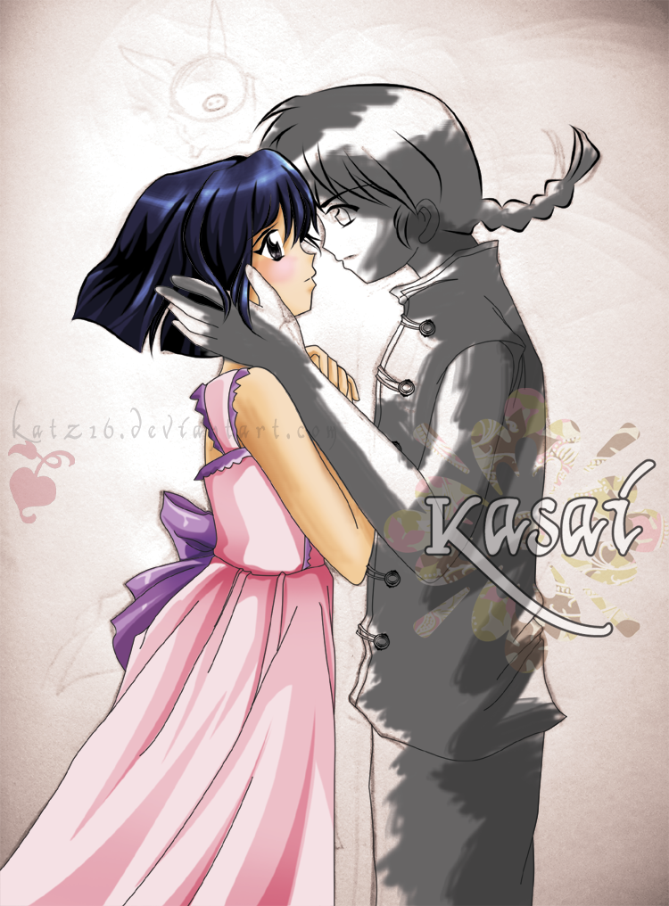 Anime Couples Images Ranma And Akane HD Wallpaper Background Photos