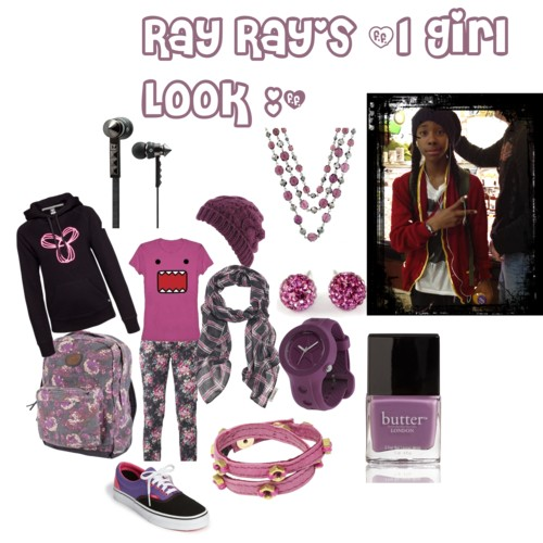 রশ্মি Ray's #1 Girl Look ;)