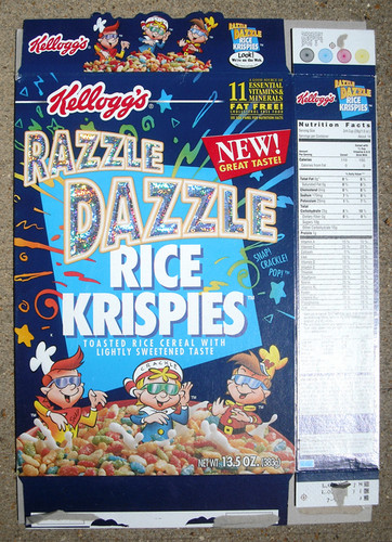 Razzle Dazzle Rice Krispies  - whatever-happened-to Photo