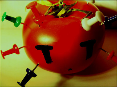 Red tomate