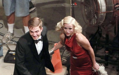 Reese Witherspoon <3 Robert Pattinson