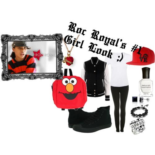 Roc Royal's # 1 Girl Look ;)