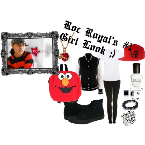 Roc Royal's #1 Girl Look ;) - roc-royal-mindless-behavior Photo
