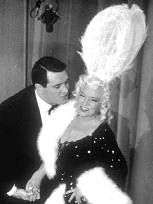 Rock Hudson & Mae West