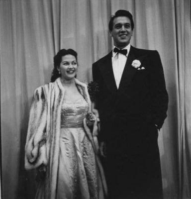 Rock Hudson & Yvonne De Carlo