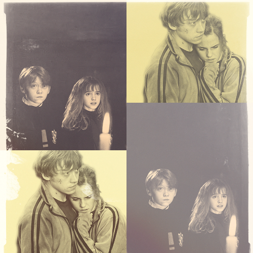 Ron ღ Hermione