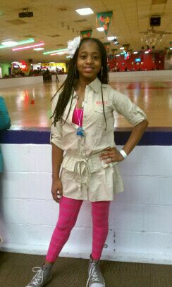 Ronya at her party