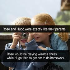 Rose Weasley Confessions