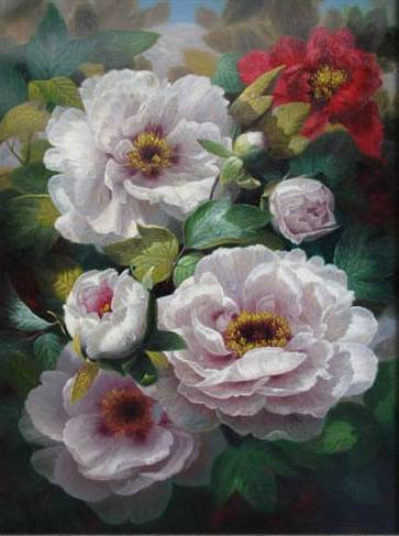 Rose paintings for rosebudஐ.. - yorkshire_rose Screencap