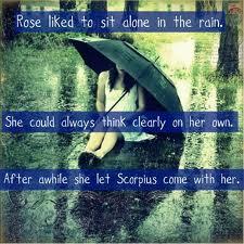 Rose and Scorpius fond d'écran titled Rosius