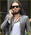 Russell Brand Arrested in New Orleans: 신고