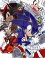 SSS - sonic-characters fan art