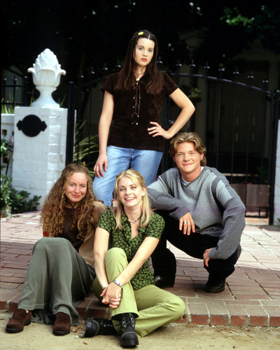 Sabrina The Teenage Witch promos