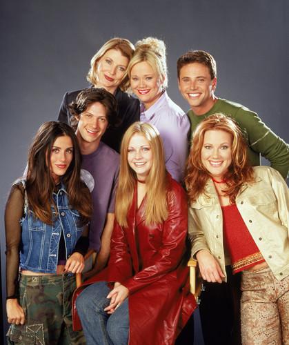 Sabrina The Teenage Witch promos