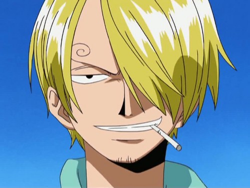 One Piece wallpaper probably containing a meteorological balloon titled Sanji