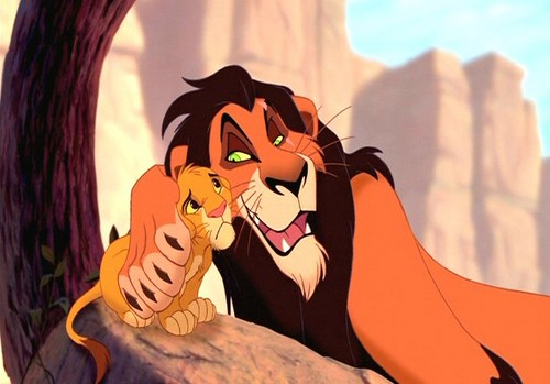 Scar and Simba - scar Screencap