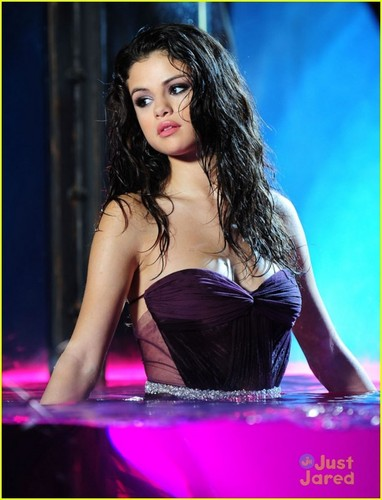 Selena Gomez Fragrance Shoot
