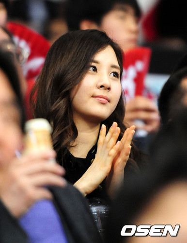 Seohyun @ NBA Playoffs