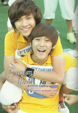 Seung Hyun & Jae Jin