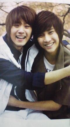 Jae Jin & Seung Hyun