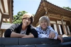 Seung Hyun & Hong ki