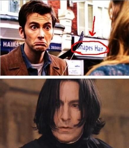 Severus's Hair