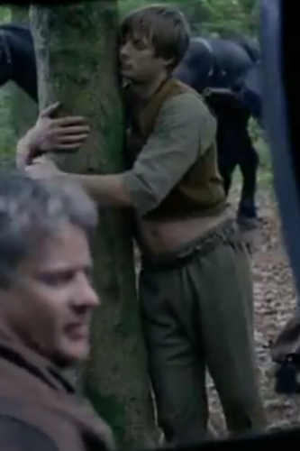 Simpleton!Arthur...Awww Wook At the Wittle Tum Tum