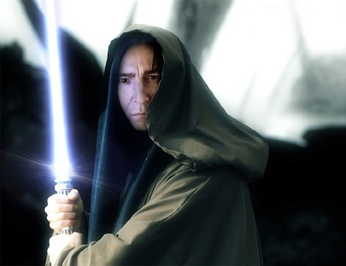 Snape :D