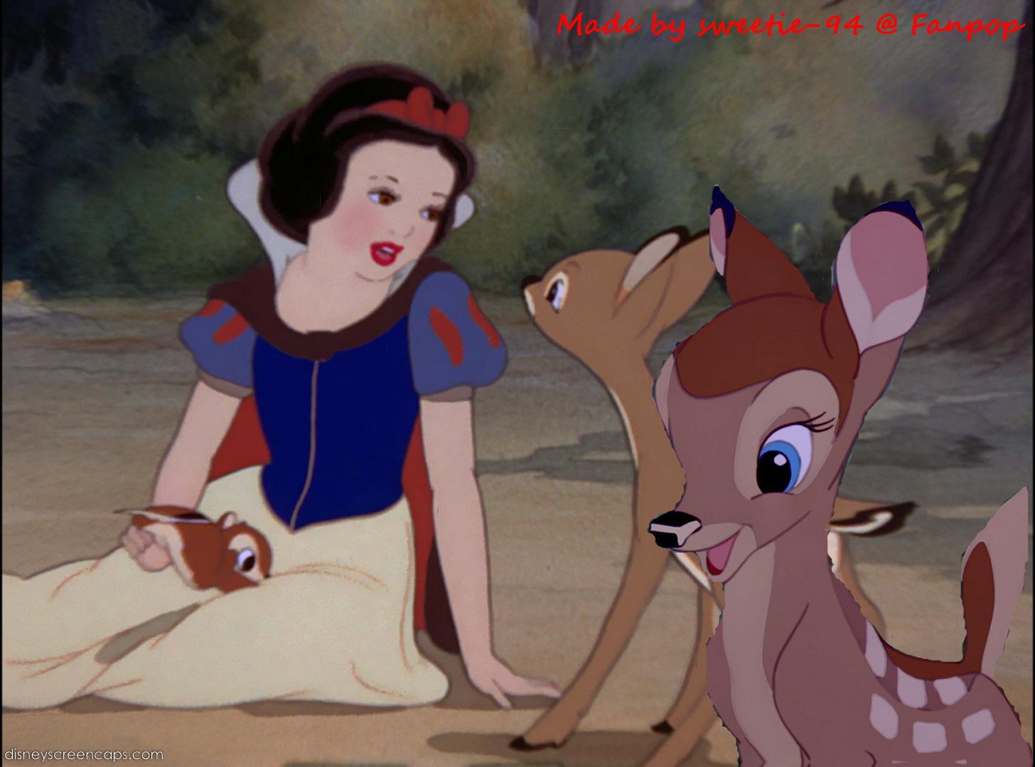 Snow White/Faline