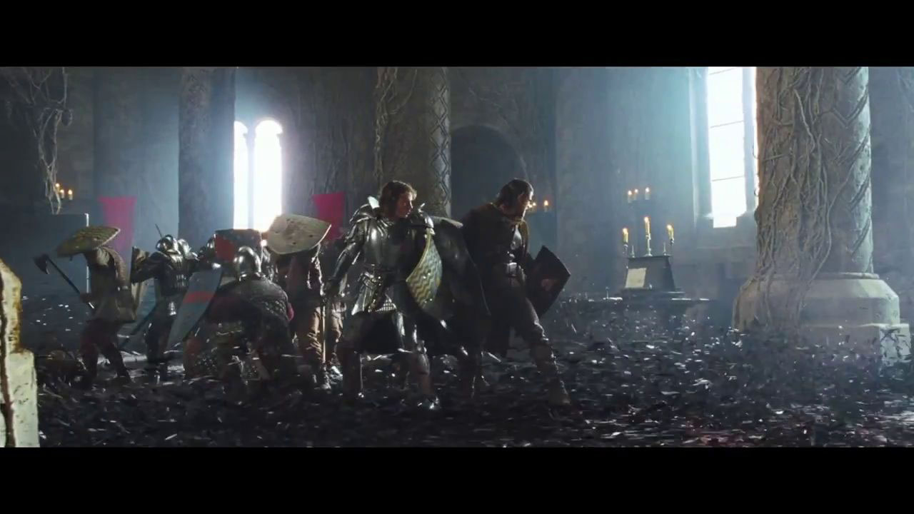 ... and The Huntsman Snow White & the Huntsman - Official Trailer #2 (HD