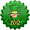 fanpop foto called St. Patrick's hari 2012 topi