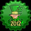 St. Patrick's Day 2012 Cap