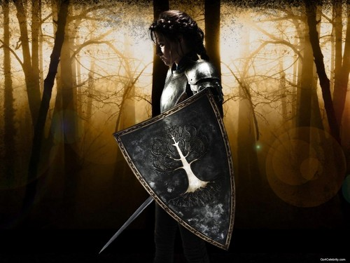 Kristen Stewart wallpaper probably with a shield entitled Stewart
