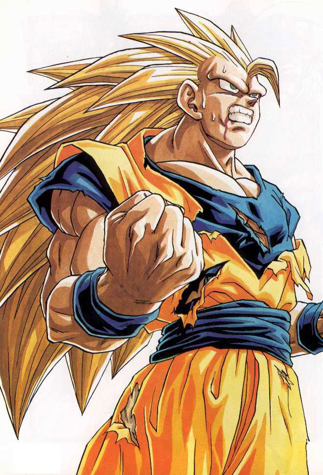 Goku Transformations Images Super Saiyan 3 HD Wallpaper And Background Photos