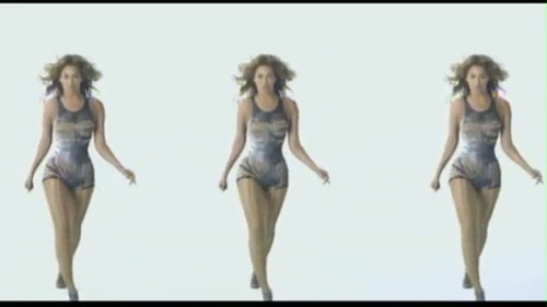 Beyonce wallpaper probably with a maillot entitled Sweet Dreams [Music Video]