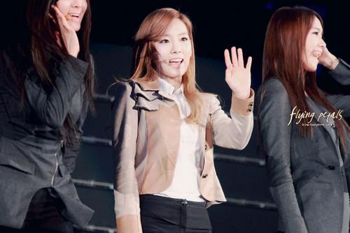 Taeyeon @ ciuman