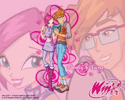 Tecna & Timmy - tecna-from-winx-club Photo