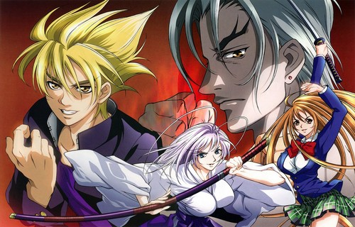 Tenjho Tenge - awesome-anime-club Photo