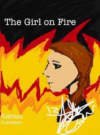The Girl On api, kebakaran