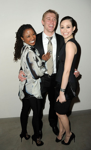 The Santa Monica Museum Of Art's 1st Precognito Gala And Preview Event (March 15) - emmy-rossum Photo